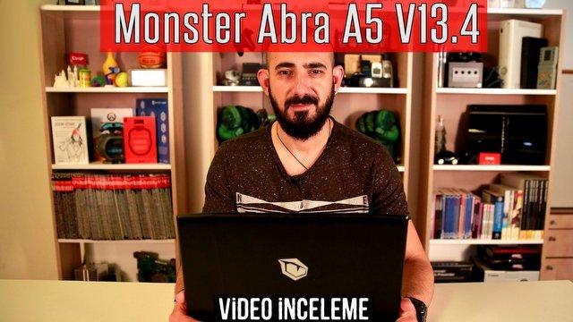 Monster Abra A5 V13.4 Video İnceleme