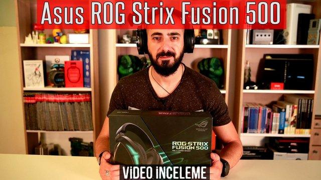 Asus ROG Strix Fusion 500 Video İnceleme