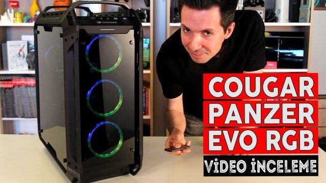 Cougar Panzer EVO RGB Video İnceleme