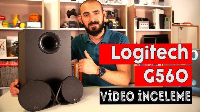 Logitech G560 Video İnceleme