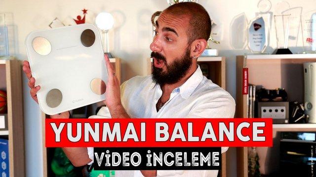 Yunmai Balance Video İnceleme