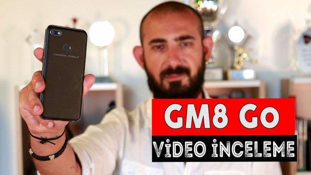 General Mobile GM8 Go Video İnceleme