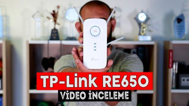 TP-Link RE650 Video İnceleme