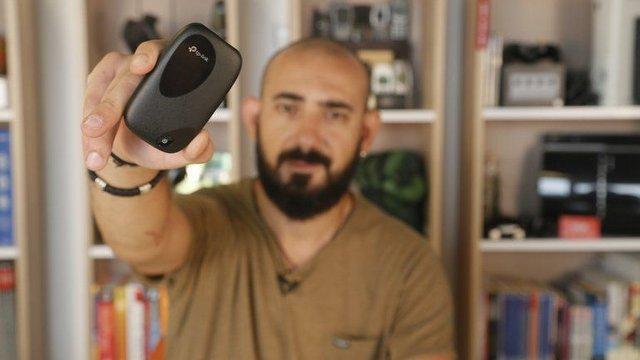 TP-Link M7200 4G LTE Mobile Video İnceleme