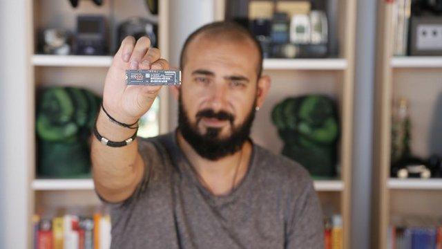 Samsung SSD 970 EVO 1TB Video İnceleme