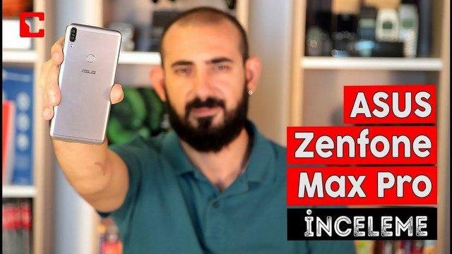 Asus Zenfone Max Pro Video İnceleme