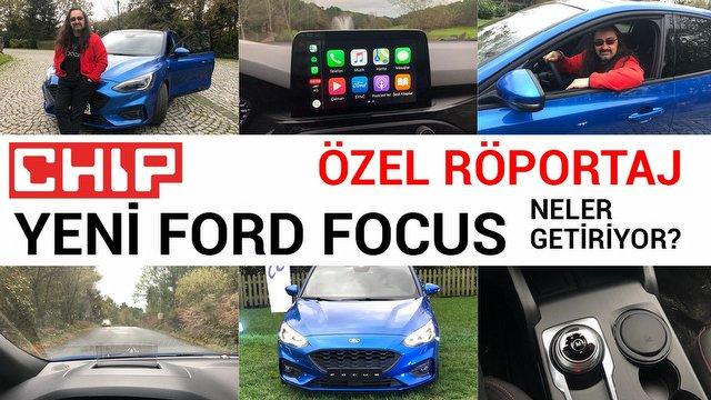 Özel Röportaj: Yeni Ford Focus neler getiriyor?