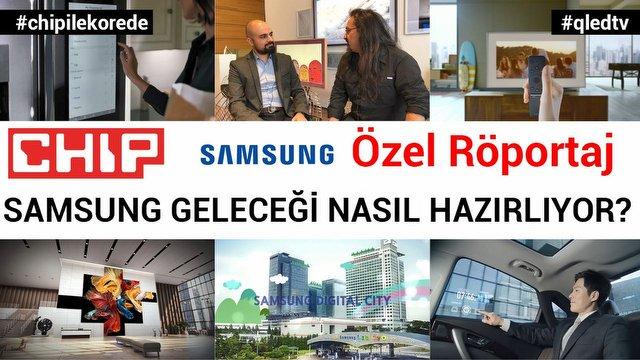 Samsung geleceği nasıl hazırlıyor?