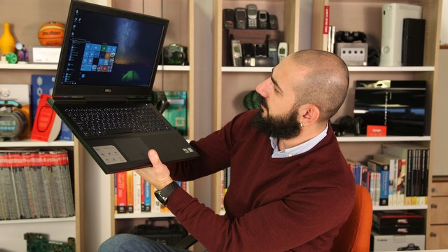 Dell Inspiron 7567 Video İnceleme