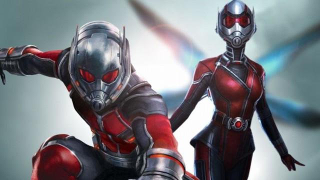 Ant-Man ve Wasp filminin türkçe fragmanı yayınlandı