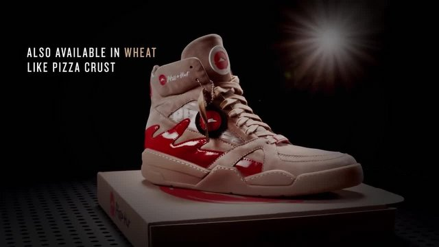 Pizza Hut, Yeni Akıllı Ayakkabısı Pie Tops II'yi Tanıttı