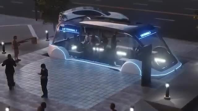"""Elon Musk, """"Kentsel Döngü""""yü Yine Gösterdi!"""