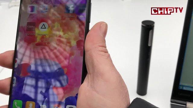 Huawei P20 Pro Ön İnceleme Videosu