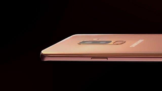 """Galaxy S9'a Yeni """"Sunrise Gold"""" Renk Seçeneği"""