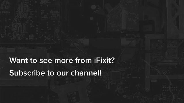 """iFixit, MacBook Klavyesinde Bir """"Koruyucu"""" Buldu!"""