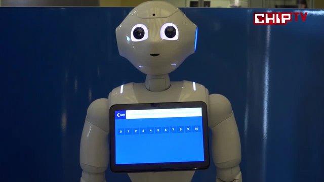 Pepper, İş Bankası'nda Sizleri Bekliyor!
