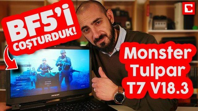 Monster Tulpar T7 V18.3 Video İnceleme