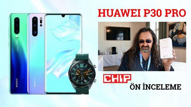 Huawei P30 Pro Ön İnceleme