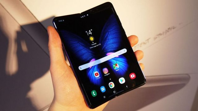 Samsung Galaxy Fold Türkiye'de Tanıtıldı