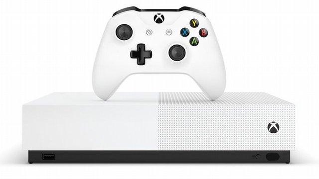 """Yeni """"Disksiz"""" Xbox One S Duyuruldu!"""