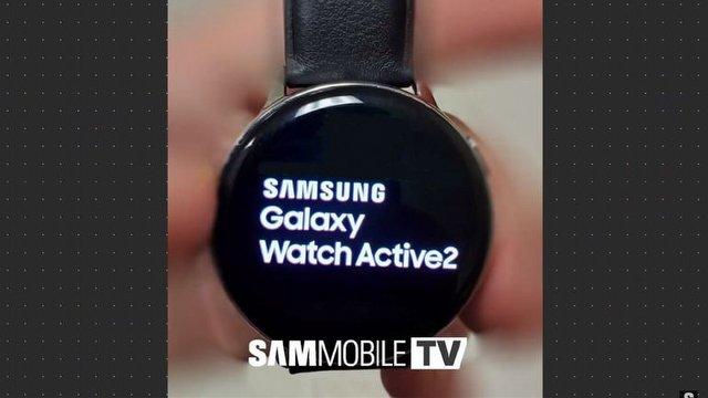 Samsung Galaxy Watch Active 2 Sızdı