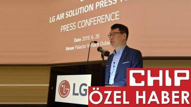 LG ile Akıllı Enerji Çözümlerini Konuştuk