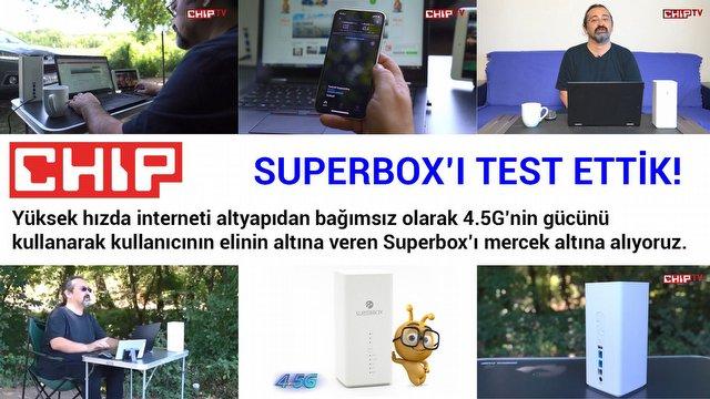 Turkcell Superbox'ı test ettik. Sonuçlar şaşırtıcı!