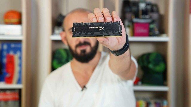 HyperX Predator DDR4 RGB Video İnceleme