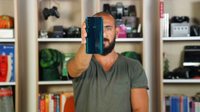 Huawei Y9 Prime 2019 Video İnceleme