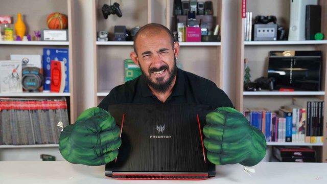 Acer Helios 300 Video İnceleme