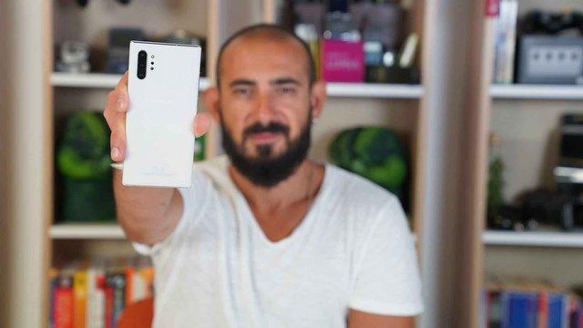 Samsung Galaxy Note 10 Plus Video İnceleme