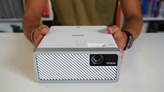 Epson EF-100W Video İnceleme