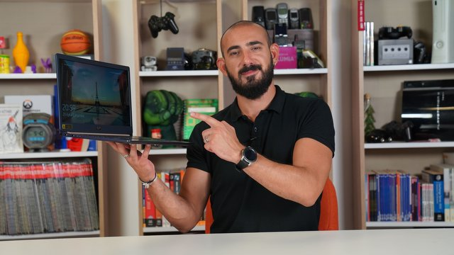 Acer Swift 5 Video İnceleme