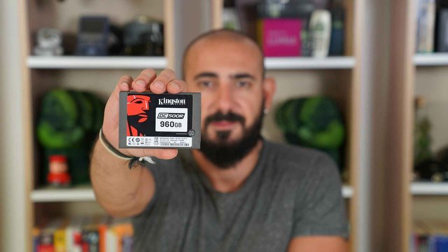 Kingston DC500R Video İnceleme