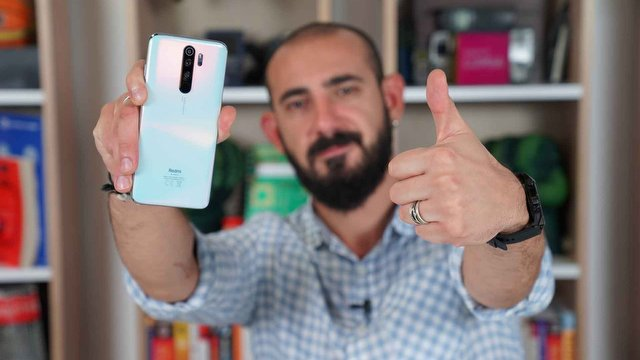 Xiaomi Redmi Note 8 Pro Video İnceleme