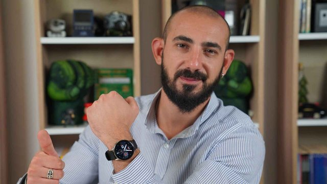 Samsung Galaxy Watch Active 2 Video İnceleme