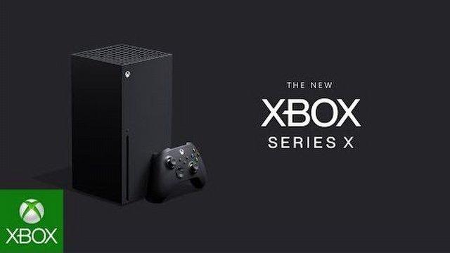 Microsoft, Xbox Series X'i Gösterdi
