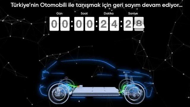 Türkiye'nin yerli otomobili tanıtılıyor