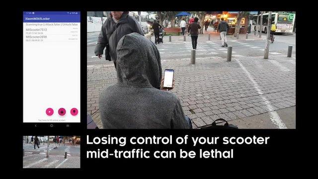 Xiaomi'nin Scooter'ı Çok Fena Hack'lendi
