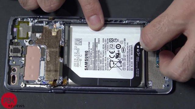 Samsung Galaxy S10 5G'nin Tamiri Zorlayacak
