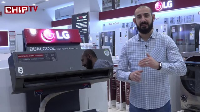 LG S3-M18KLRZA Artcool Klima İnceleme