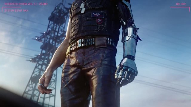 Cyberpunk 2077'ye Keanu Reeves Bombası!