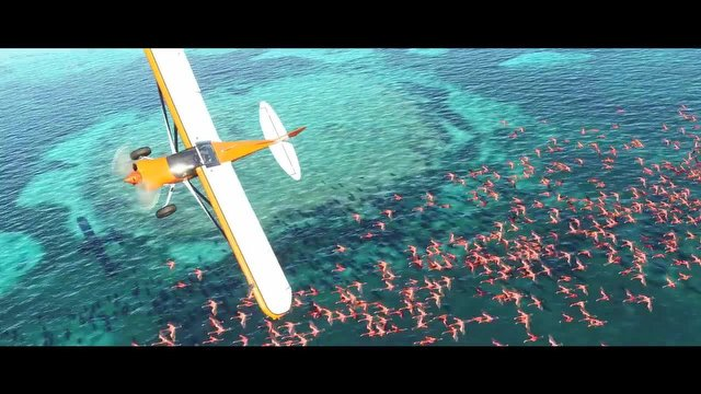Yeni Flight Simulator Eşsiz Görsellik Sunacak