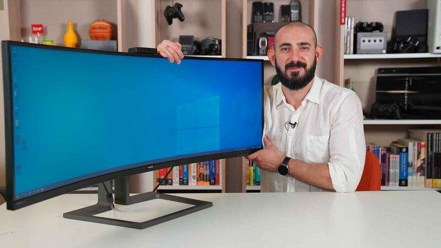 Philips 499P9H Video İnceleme