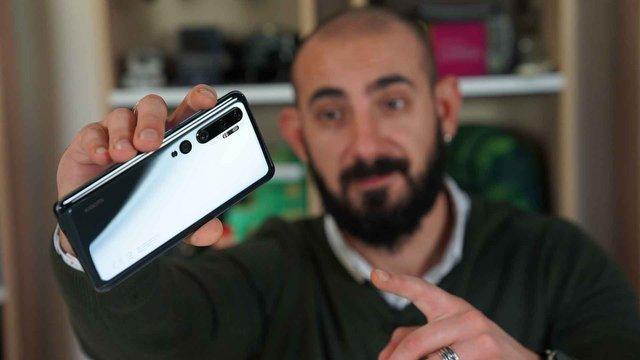 Xiaomi Mi Note 10 Video İnceleme