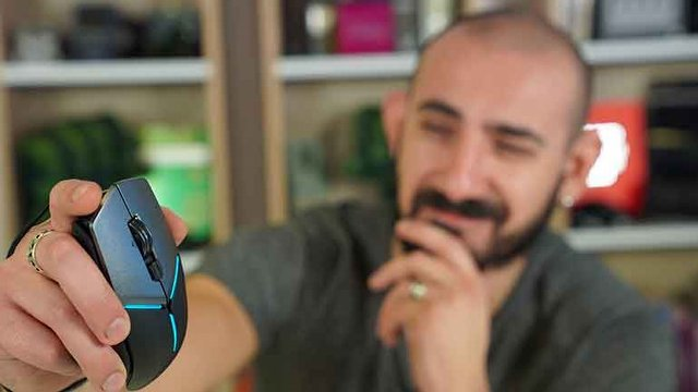 Alienware Elite Gaming Mouse AW959 Video İnceleme