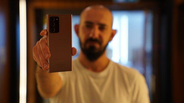 Samsung Galaxy Note 20 Ultra Video İnceleme