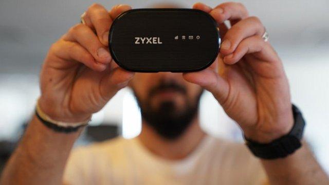 Zyxel WAH7601 Video İnceleme