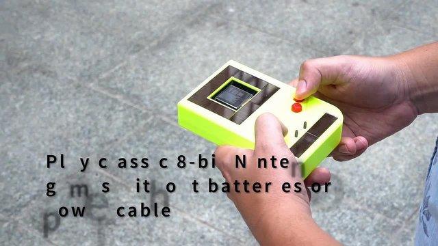 Pilsiz Çalışan, 10 Saniyede Bir Kapanan Game Boy