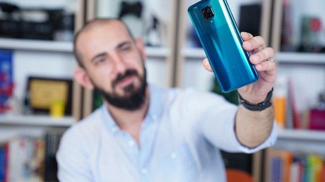 Xiaomi Redmi Note 9 Pro Video İnceleme